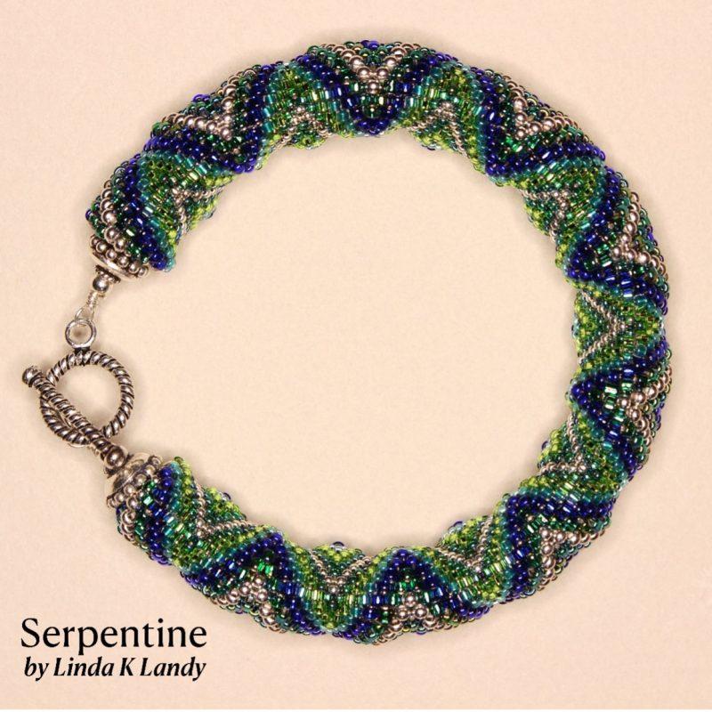 Linda Landy's Serpentine Bracelet